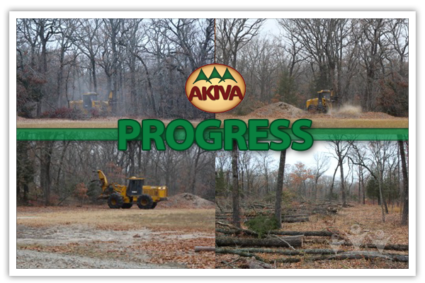 Progress at Camp Akiva